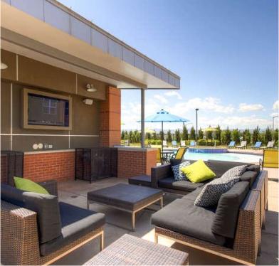 Littleton apartments for rent pet friendly luxury 5151 downtown for 3 bedroom apartments in littleton co
